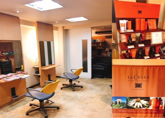 【芦屋市 美容室ドレス】美容室のアシスタント/初心者歓迎/経験者優遇